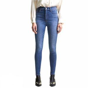 Aritzia Denim Forum Lola High Rise Skinny Jean